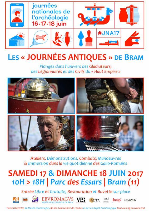 """place aux """"journées antiques"""""""