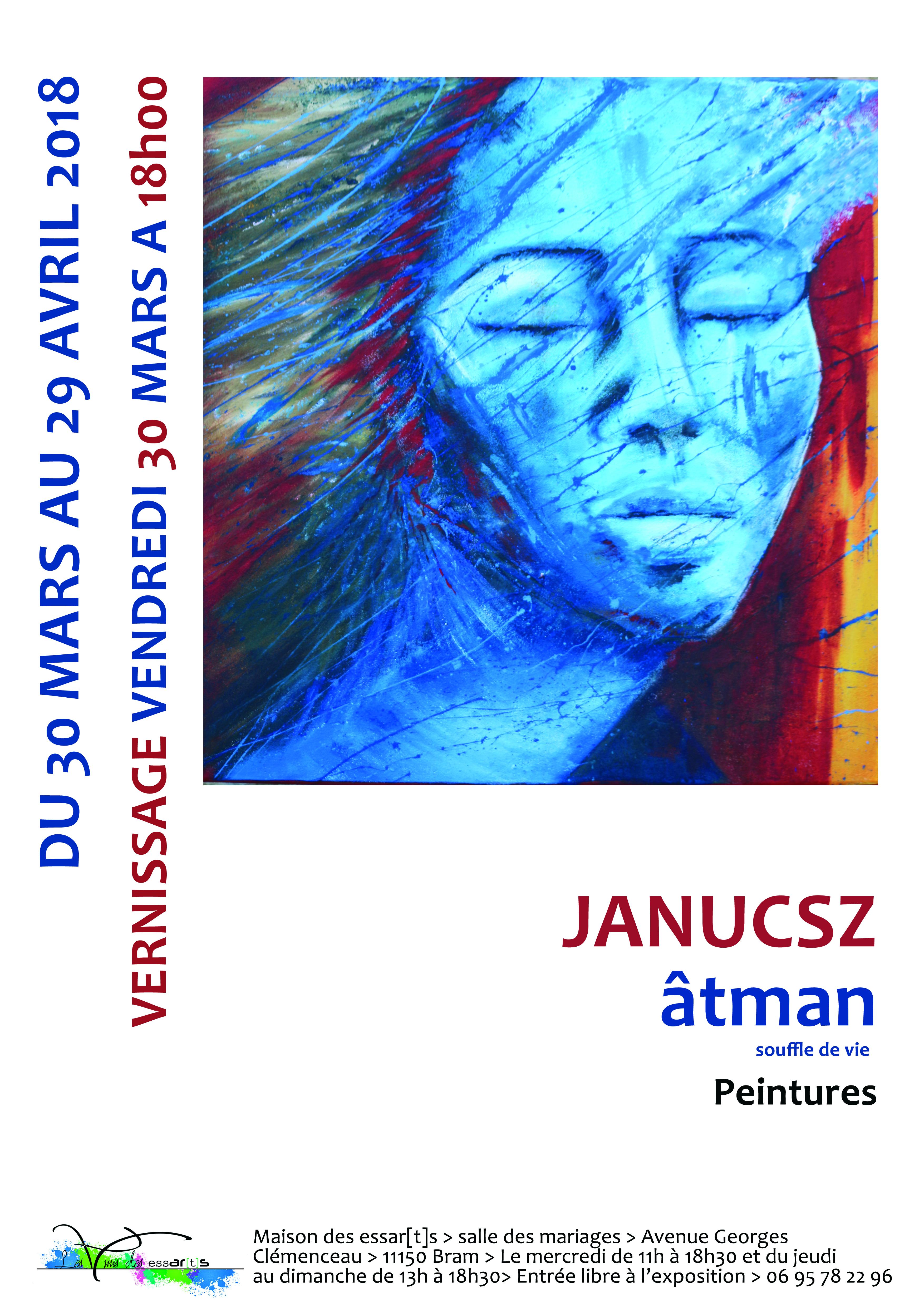 affiche A3 janucsz
