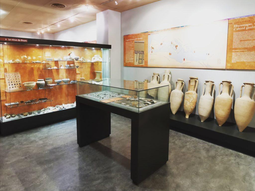 Eburomagus, Musée Archéologique