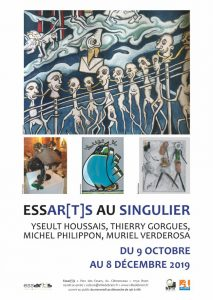 Exposition : Céramiques & Pastels (Isabo + Nathalie Durand)