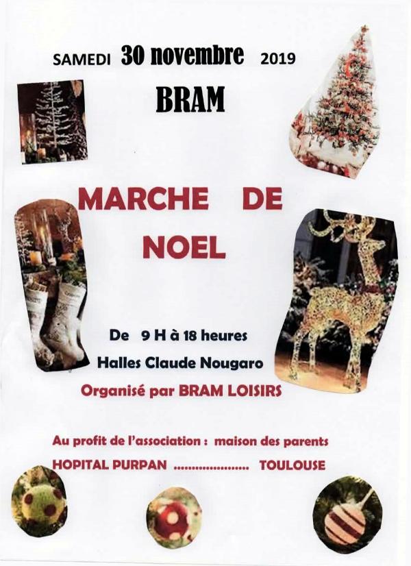 Bram, La ville à Vivre