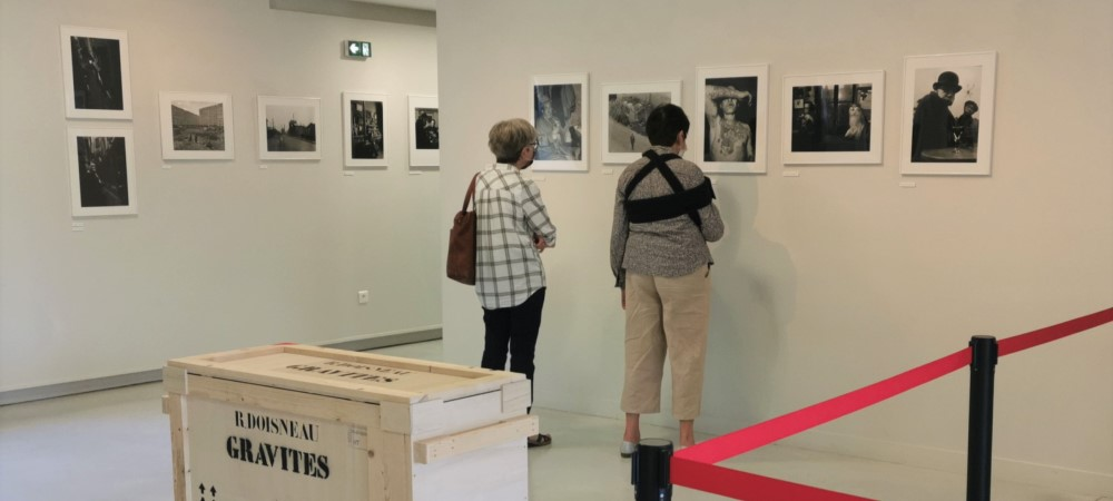 """L'expo """"Robert Doisneau"""" prolongée tout l'été !"""