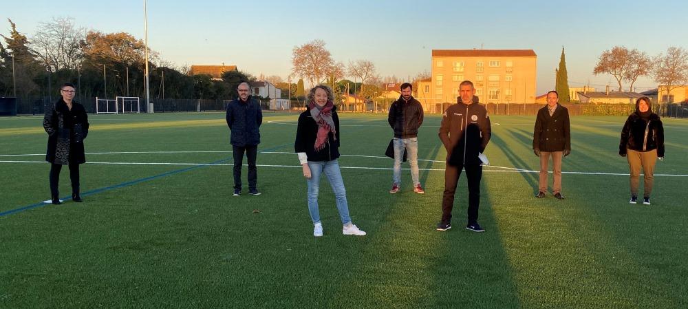"""Bientôt l'ouverture du nouveau """"stade Saint-Exupéry"""""""