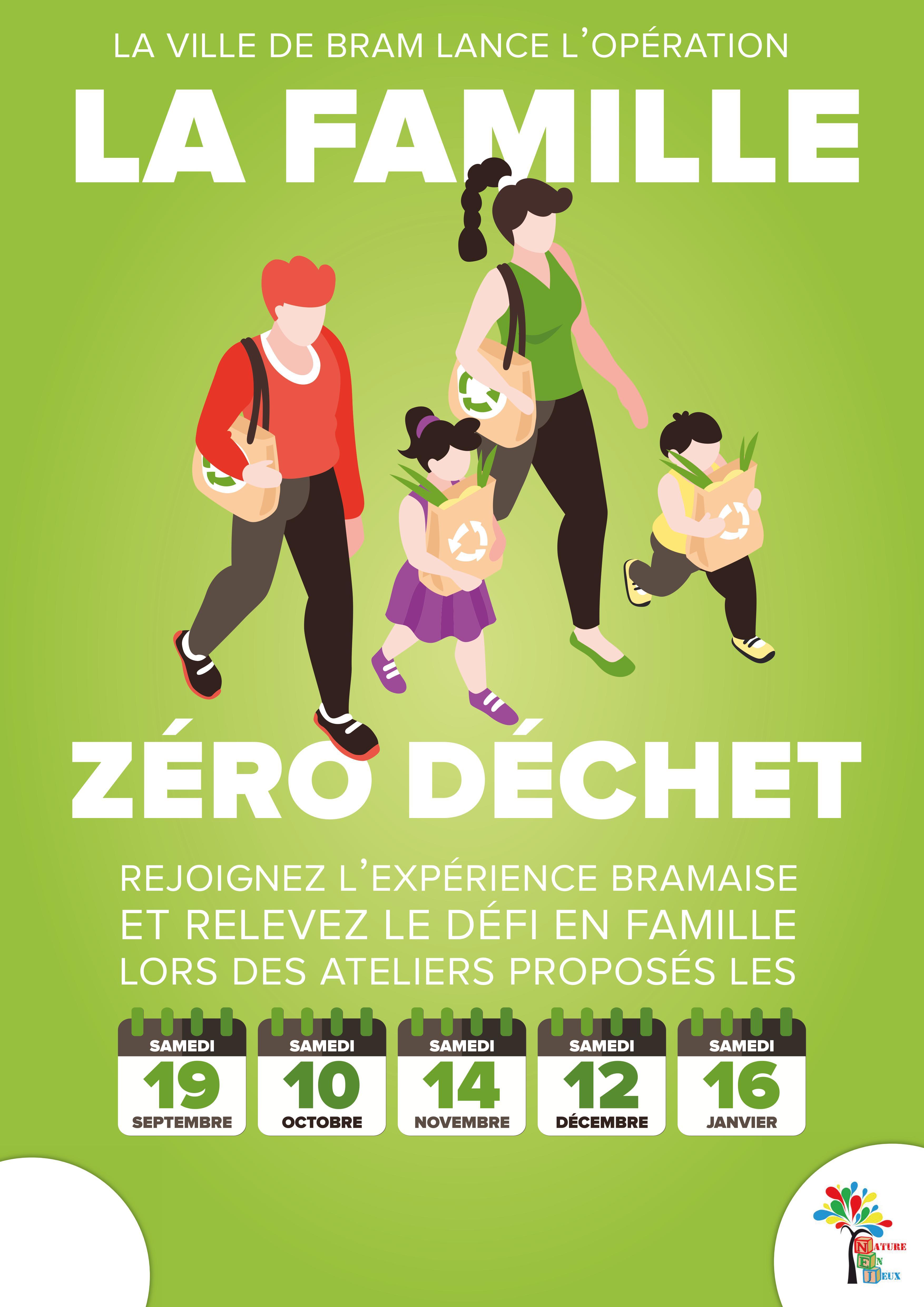 Bilan Famille Zéro Déchet