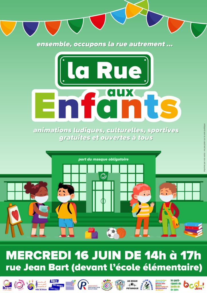 """Le retour de """"la Rue aux Enfants"""""""
