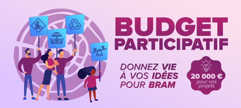 Budget Participatif : à vos idées !